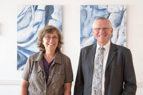 Marion Paar und Jörg Meyer – Bild: IN VIA Akademie