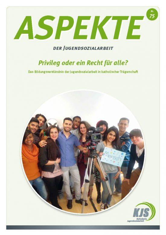 Aspekte 75_Bildungsverspaendnis_kath._Traegerschaft